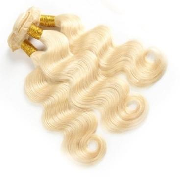 Virgin Indian Body Wave Blonde