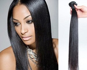 Raw Indian Silky Straight