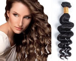 Russian Natural Brown Body Wave