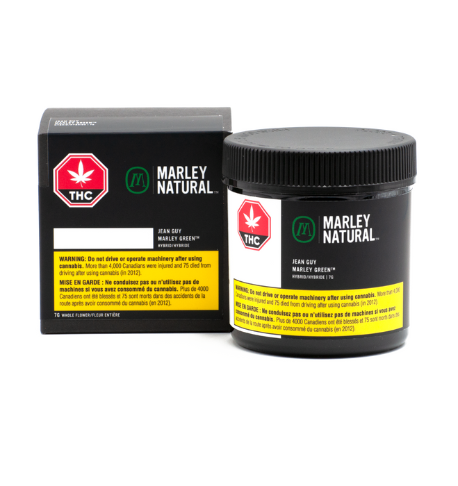 Marley Natural Jean Guy