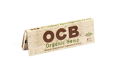 "OCB 1.25"" Hemp Rolling Papers (individual pack)"
