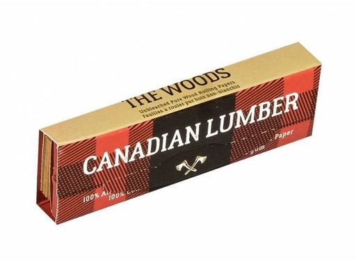 "CL 1.25"" Woods Rolling Papers (individual pack)"