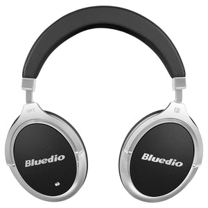 Bluedio F2 Wireless Bluetooth Headphones With Active Noise Cancelling - Black