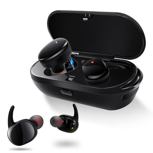 Two Touch Wireless Bluetooth Earbuds - Noise Cancelling (Waterproof) - audioireland.ie