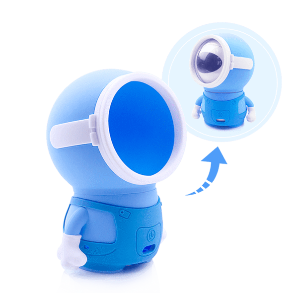 Electronics Maker: New Ultra Cute Hubble HUGO Alexa Robot Now Available at Amazon