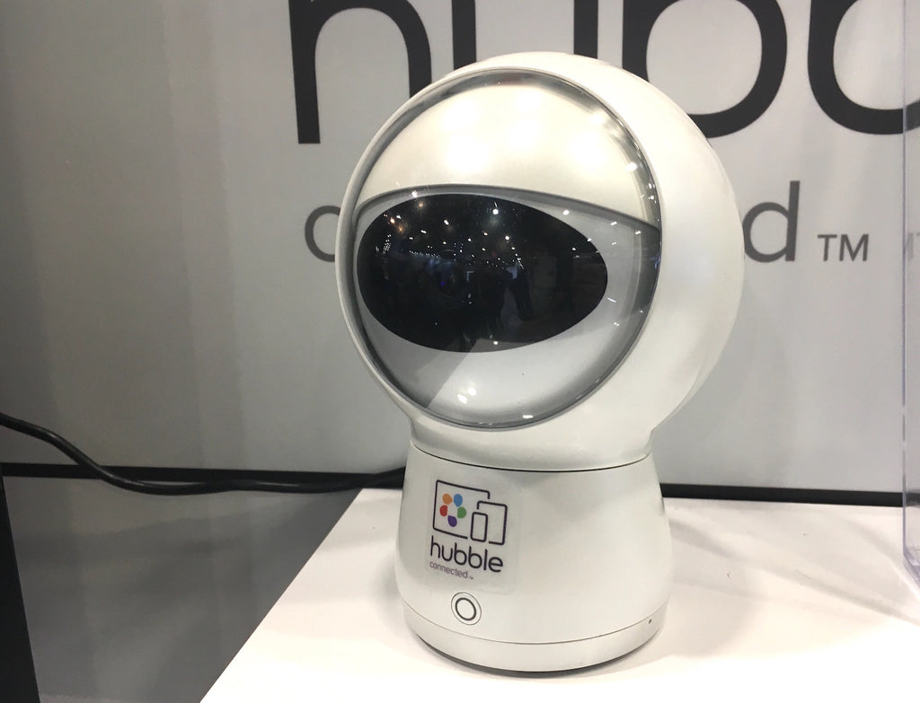 Hubble Hugo Smart Home Camera Knows How You Feel