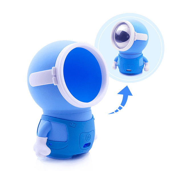 Kid-friendly Protective Silicone Cover of Hubble Hugo Robot