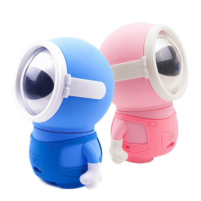 Hugo Robot with Colorful Outfits, Your Robot Nanny with Alexa Built Right In