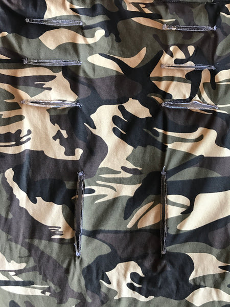 SPECIAL BOGO - (2) Liners for Keenz 7s Camo and Chevron