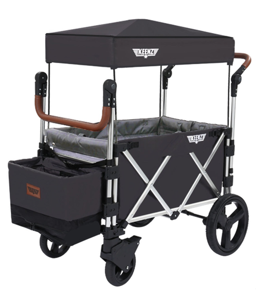 Strollerwagons must have package - Black Wagon - Camo liner