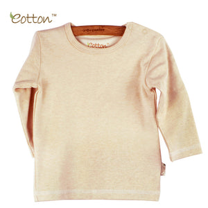 Eotton Organic Unisex Long Sleeve Tee - 2 prints