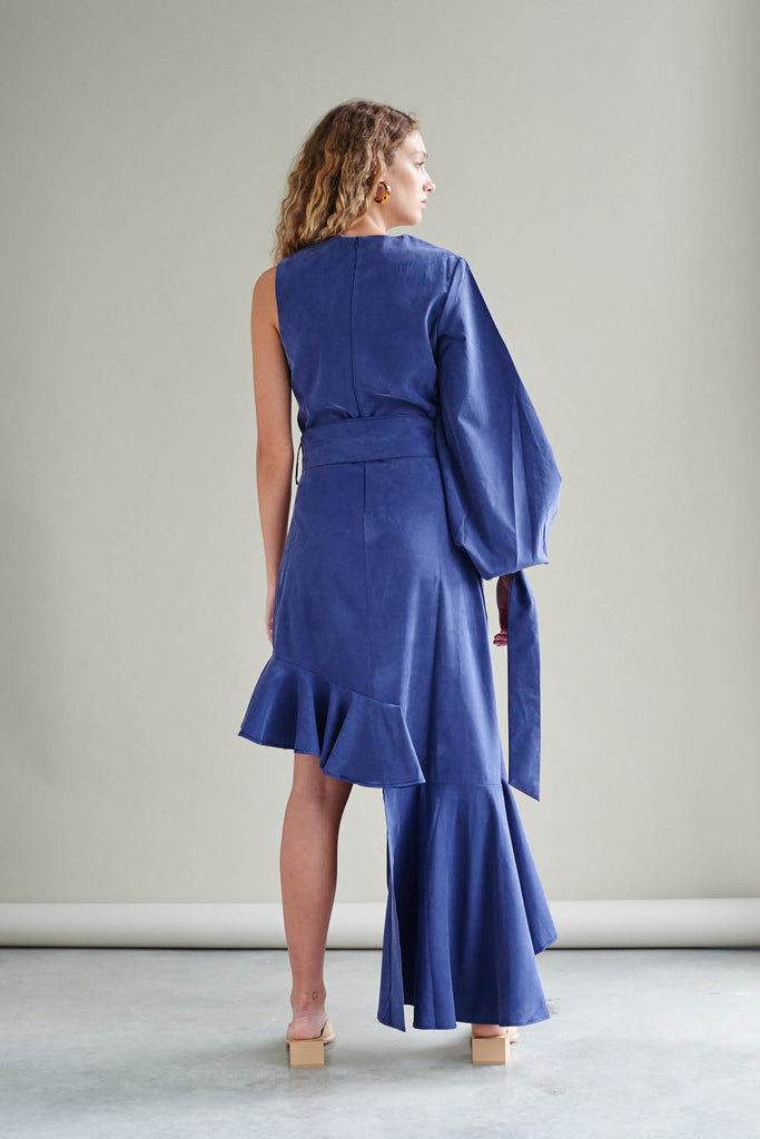 Margra Dress Blue