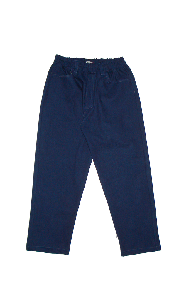 Pantalón Raw Denim