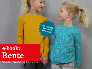 BENTE • Sweater mit Brusttasche, e-book