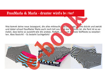 Laden Sie das Bild in den Galerie-Viewer, FRAU MARLA & MARLA • Pants im Partnerlook, e-book Kombi