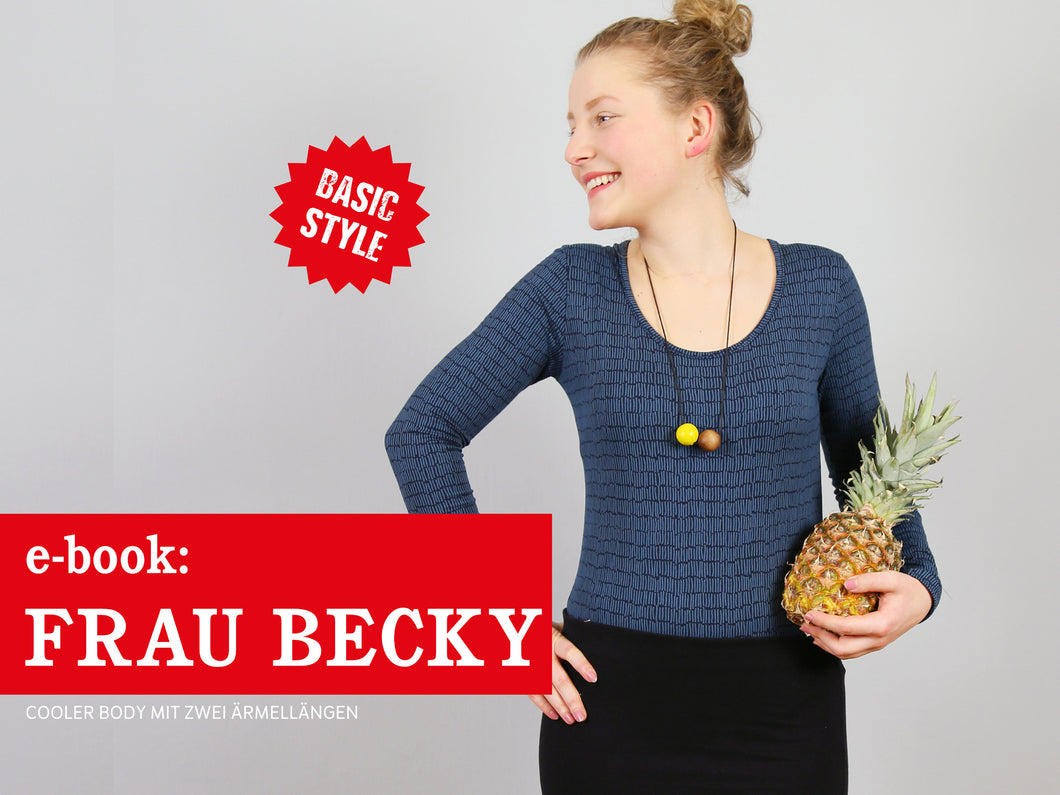 FRAU BECKY • Body  ebook
