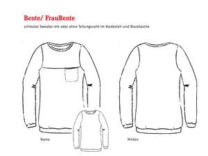 FRAU BENTE & BENTE • Sweater im Partnerlook ebook Kombi