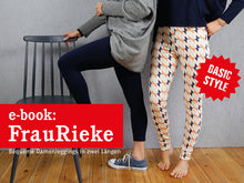 Laden Sie das Bild in den Galerie-Viewer, FRAU RIEKE • Leggings,  e-book