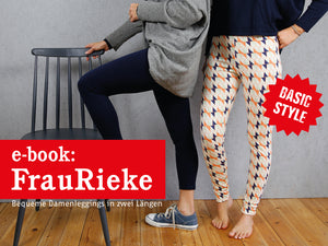 FRAU RIEKE • Leggings,  e-book
