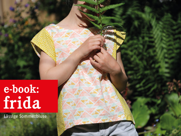 FRIDA • Sommerbluse, e-book