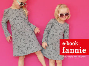 FANNIE • Sweatkleid, e-book