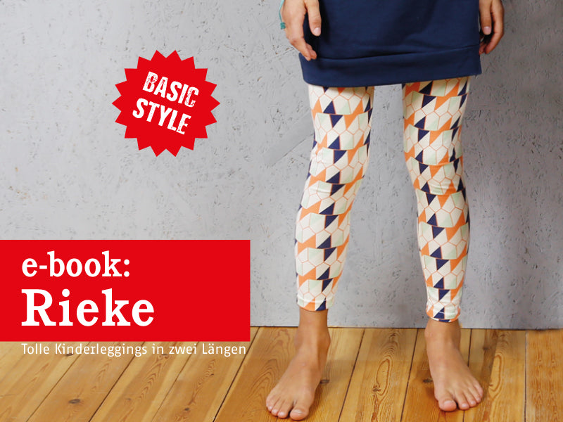 RIEKE •  Leggings, e-book