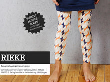 Laden Sie das Bild in den Galerie-Viewer, RIEKE • Leggings, PAPIERSCHNITT