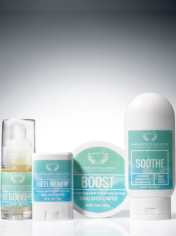 4-PC Soothing Skincare Set