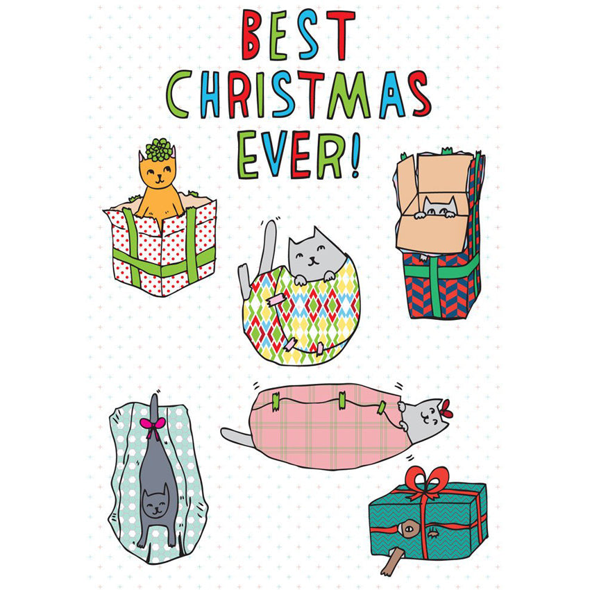 Christmas Card · Best Christmas Ever!