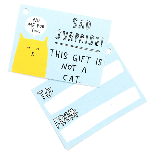 Kitty Gift Tags