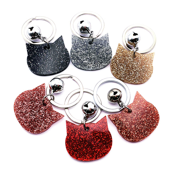NEW! Mr Meowie Cat Pin · White