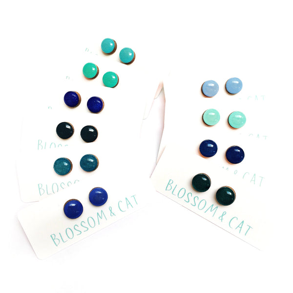 Dot Earrings · I want them all!