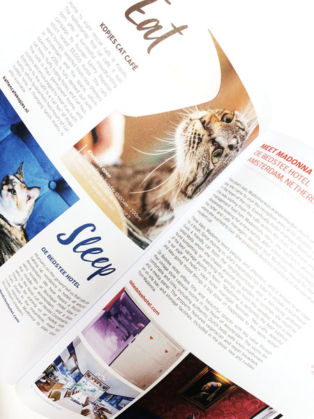 Hotels with Cats Magazine · Edition 1
