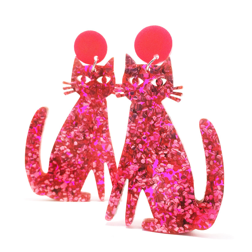 Spooky Cats · Candy Pink