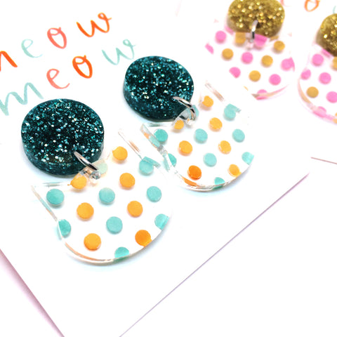 Meow Drop · Painted Dots
