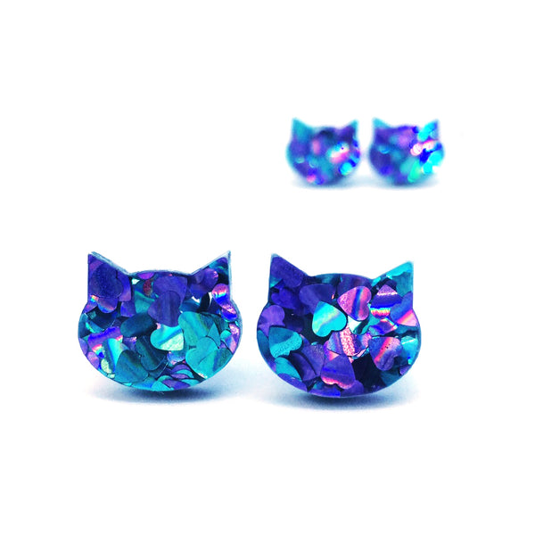 Fancy Cat Stud · Peacock