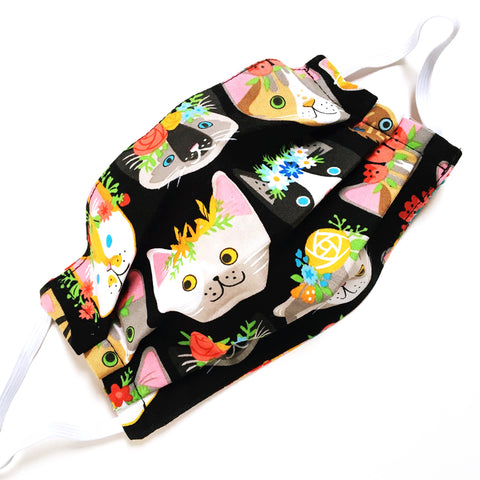 Face Mask · Frida Cat · Medium Adult