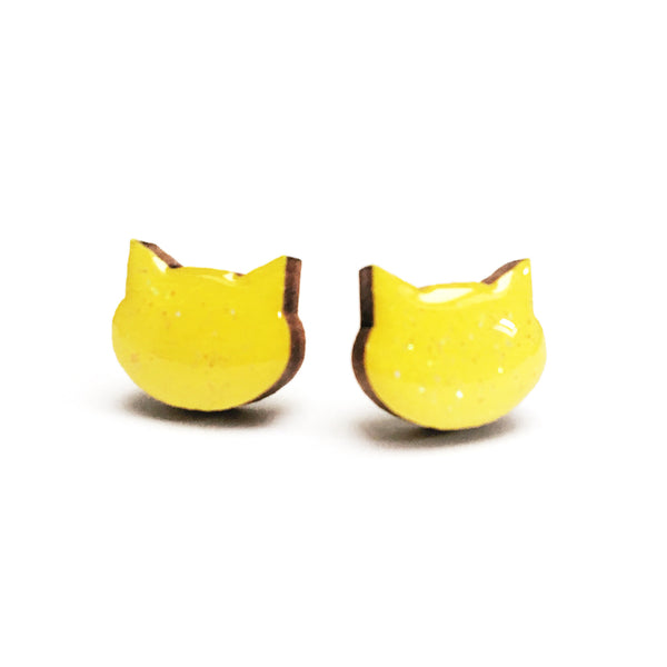 Resin Cat Stud · Choose Your Colour!