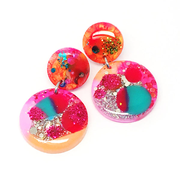 Resin · Mini Moondrop · Pinky Orange