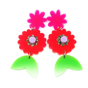 Garden Party Dangle · Mini · 4