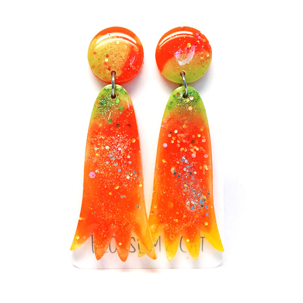 Strange Fruit Dangle · Orange