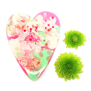 'I heart you' · Wall Art · Pinky Mint
