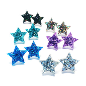 'The Stars Are Out Tonight' Stud · Choose your Colour