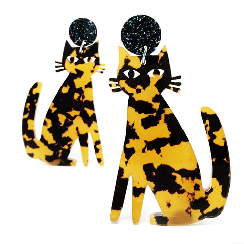 Spooky Cats · Leopard · Large