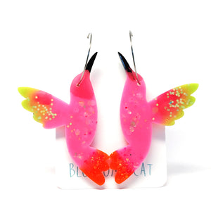 Hummingbird Hoops · 7