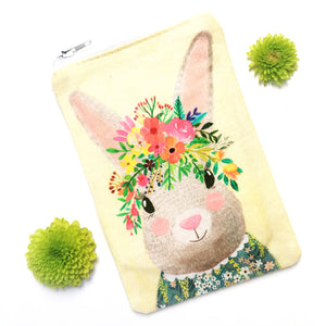 Coin Purse · Woodland Collection · Rabbit