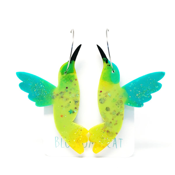 Hummingbird Hoops · 8