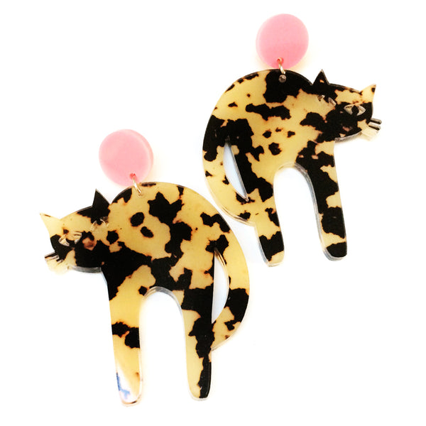 Spooky Cats · Light Leopard