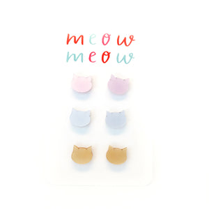 Cat Stud Pack - Mini Size