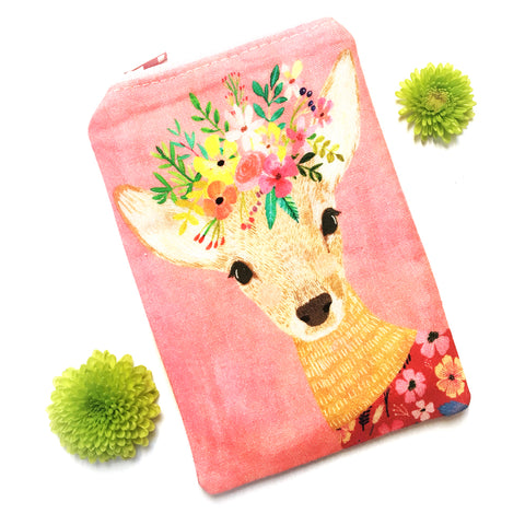 Coin Purse · Woodland Collection · Deer